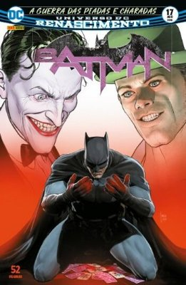 Batman: Renascimento #17