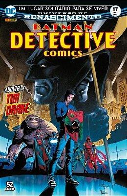 Detective Comics: Renascimento #17