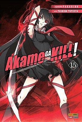 Akame Ga Kill! #15