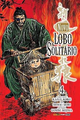 Novo Lobo Solitário #4