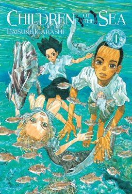 Children of the Sea #1