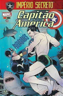 Capitão América #18