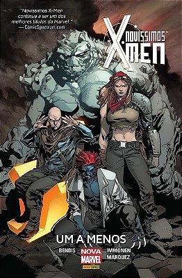 Novíssimos X-Men: Um a Menos