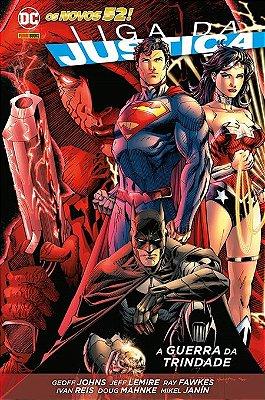 Liga da Justiça: Guerra da Trindade