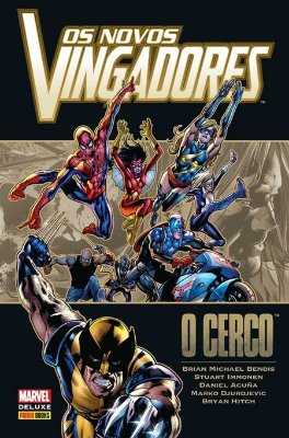 Os Novos Vingadores: O Cerco