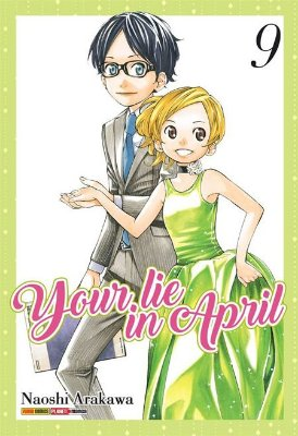 Your Lie in April #9