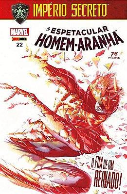 O Espetacular Homem Aranha #22