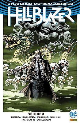 Hellblazer: Renascimento #3