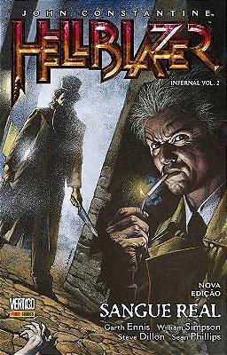 John Constantine, Hellblazer: Infernal #2
