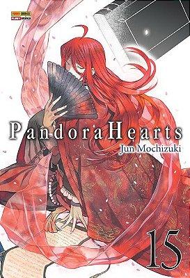 Pandora Hearts #15