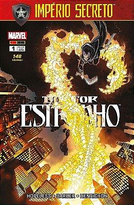 Doutor Estranho: Império Secreto #1