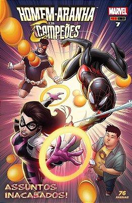 Homem-Aranha & os Campeões #7