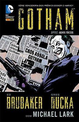 Gotham DPGC: Alvos Fáceis