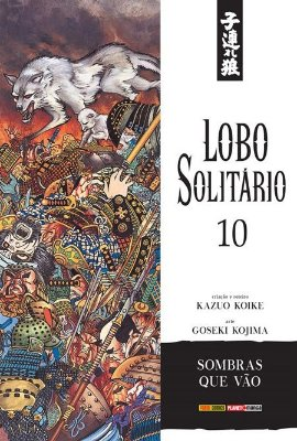Lobo Solitário #10
