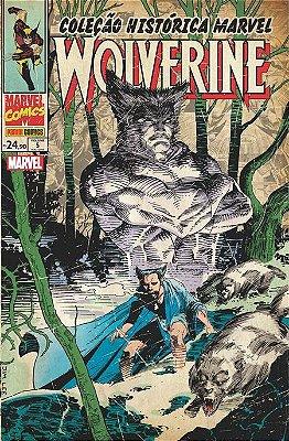 Coleção Histórica Marvel: Wolverine #5