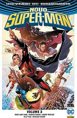 Novo Super-man: Renascimento #3