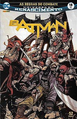 Batman: Renascimento #18