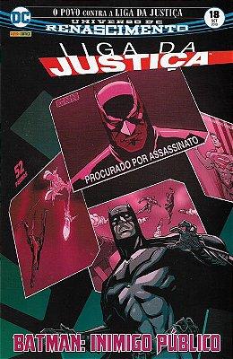 Liga da Justiça: Renascimento #18