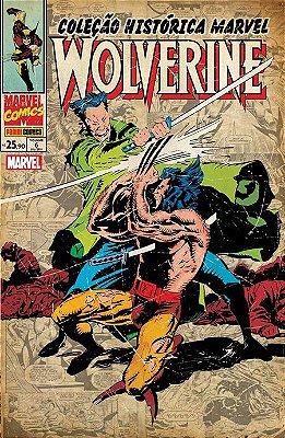 Coleção Histórica Marvel: Wolverine - Volume 6