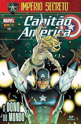 Capitão América #19