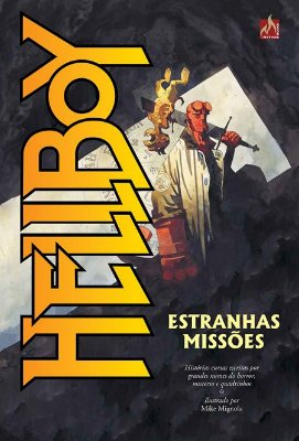 Hellboy: Estranhas Missões #1