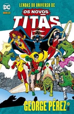 Lendas do Universo DC: Os Novos Titãs #1