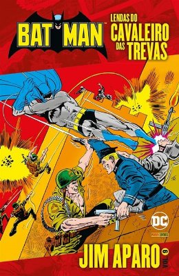 Batman: Lendas do Cavaleiro das Trevas #9 Jim Aparo