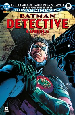 Detective Comics: Renascimento #18