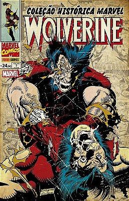Coleção Histórica Marvel: Wolverine #7