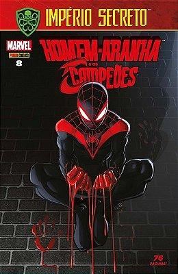 Homem-Aranha & os Campeões #8