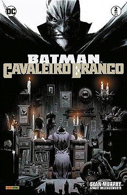 Batman: Cavaleiro Branco #2