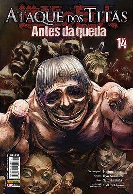 Ataque dos Titãs #14