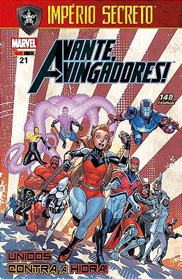Avante, Vingadores! #21