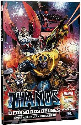 Thanos #2 O Fosso dos Deuses