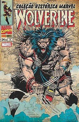 Coleção Histórica Marvel: Wolverine #8