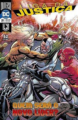 Liga da Justiça: Universo DC #19