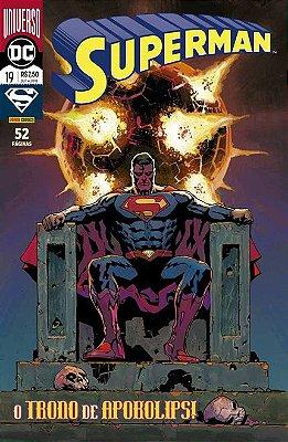 Superman: Universo DC #19
