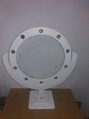 Ring Light Coluna 50 cm  3 em 1 p/ 10 lampadas