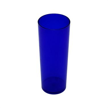 Copo Long Drink - Azul Neon