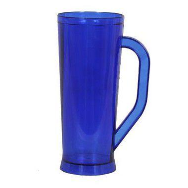 Caneca Long - Azul Neon
