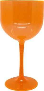 Taça de Gin laranja Neon - 500ml