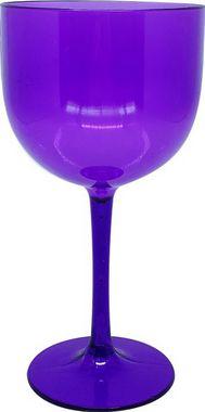 Taça de Gin Lilás Neon - 500ml