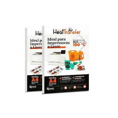 Papel Heat Transfer 100g - TRANSFER LASER