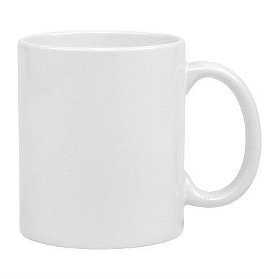 Caneca Branca Para Sublimação 325ML (11OZ)
