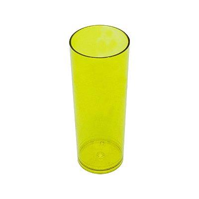 Copo Long Drink - Amarelo Neon
