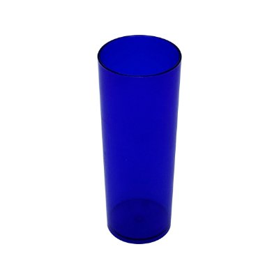 Copo Long Drink - Azul Neon