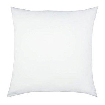 Almofada Branca s/ Babado - 40x40