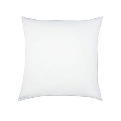 Almofada Branca s/ Babado - 20x20
