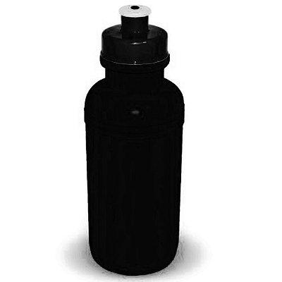 Squeezer Plástico 500ml - Preta