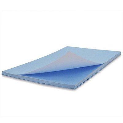 Papel Sublimático Fundo Azul A4 - 100fl.
